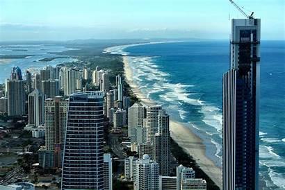Coast Gold Buildings Tallest Skypoint Observation Deck