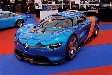 Alpine Renault by The 3 0csl Hommage Concept Next To It S Counterpart