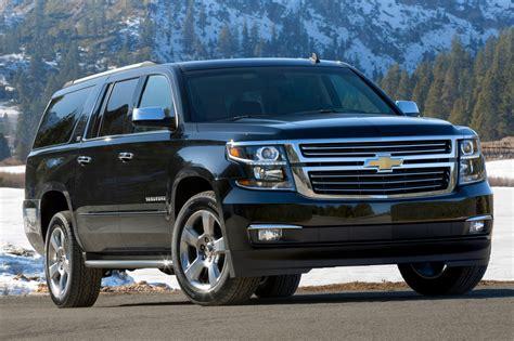 2016 Chevrolet Suburban Suv Pricing