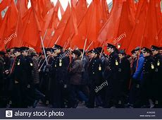 Russian Revolution October 1917 Stockfotos & Russian