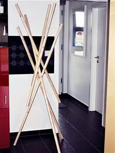 Garderobenständer Selber Bauen : diy garderobenst nder ~ Orissabook.com Haus und Dekorationen