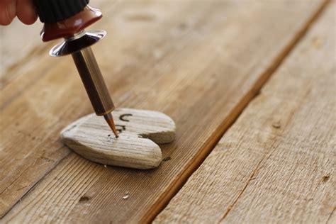 Simple Wood-Burning Patterns