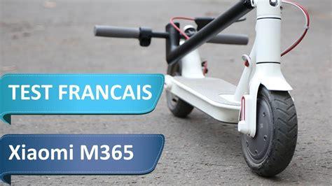 xiaomi m365 test xiaomi m365 vous saurez tout gr 226 ce 224 mon test