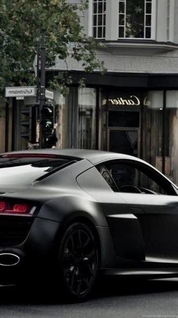 Audi R8 Matte Black Wallpaper Iphone by Audi R8 Matte Black Wallpapers Wallpaper Desktop Background