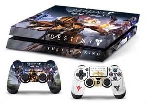 Destiny PS4 Taken King Skin