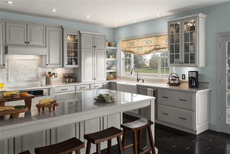 Shenandoah Cabinets by Shenandoah Cabinetry Kitchen Painted Winchester