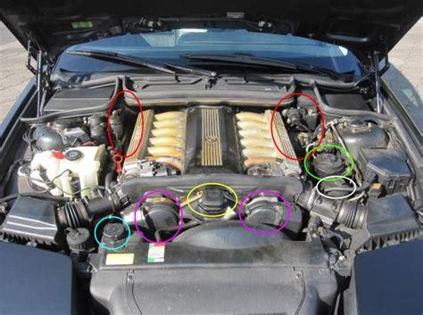 bmw 850 e31 bmw 850 ci e31 manque de puissance très important