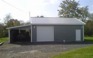 bobbs 30 x 60 pole barn kit With 30 x 60 metal building