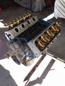 Ford 351 Cleveland Chi 208 Heads Solid Cam F246 Australian