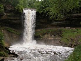 Image result for minnehaha falls