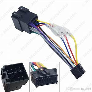 2020 Wholesale Car Stereo Radio Iso 16 Pin Pi100 Wire