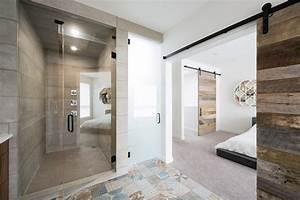 Carreaux De Ciment Salle De Bain : maison contemporaine la d coration brute ~ Melissatoandfro.com Idées de Décoration