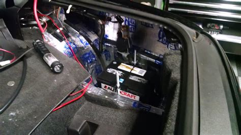 Lt1 Fuse Box Kit by Battery Relocation Tutorial Ls1tech Camaro And