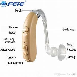 S 303 Like Siemens Headphone Earphones Deafness Amplifiers ...