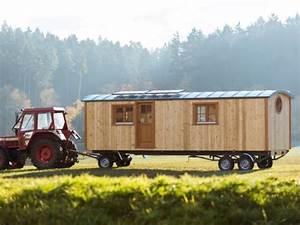 Gartenhaus Auf Rädern : aktuell zirkuswagen sch ferwagen als wohnwagen ~ Michelbontemps.com Haus und Dekorationen