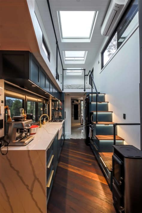 We specializing in quality, eco, energy efficient, affordable manufactured and modular housing in iowa, minnesota, nebraska and south dakota. Tiny house Sydney: ultra modern and ultra small! - The Interiors Addict