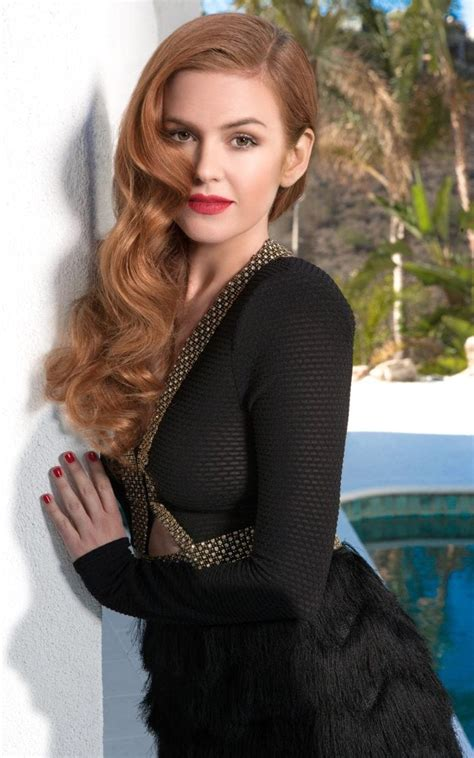 We update gallery with only quality interesting photos. A World Away: Isla Fisher on travel indulgences and LA's ...