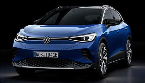 The new Volkswagen ID.4 electric SUV has robust ...
