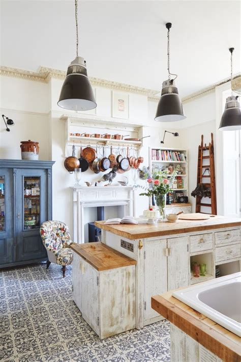 Rustic Kitchen Design Ideas - 19 wonderfully made vintage style kitchens gosiadesign com