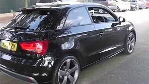 Audi A1 S Edition : audi a1 2 0tdi s line black edition youtube ~ Gottalentnigeria.com Avis de Voitures