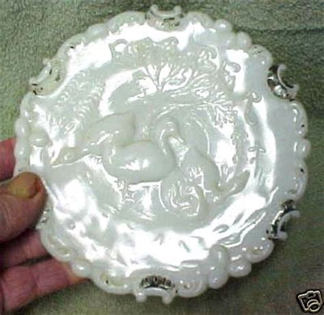 antiques collectibles milk glass