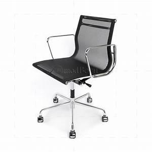 Eames Replica Deutschland : ea117 eames style office mesh chair low back ribbed black fabric replica ~ Sanjose-hotels-ca.com Haus und Dekorationen