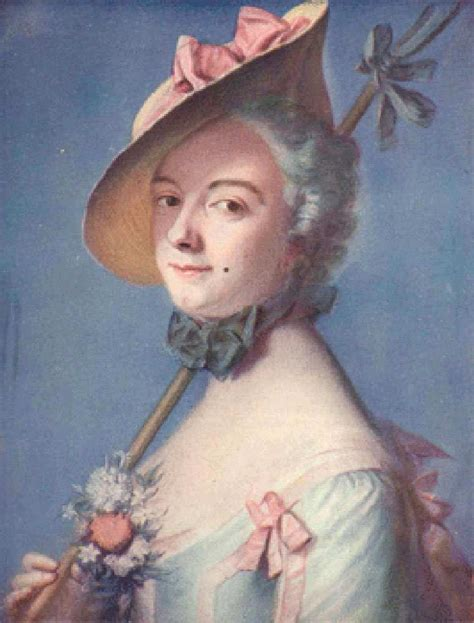 maurice quentin delatour la marquise de pompadour madame de pompadour as a shepherdess by maurice quentin de la tour versailles madame de