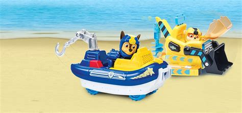 Paw Patrol Sea Patroller Boat Australia by Paw Patrol S Official Website