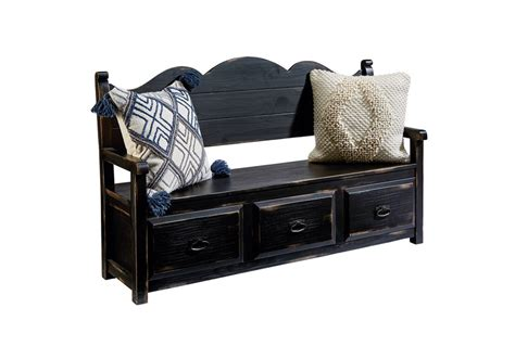 Living Spaces Storage Bench by Magnolia Home Parson S Storage Bench By Joanna Gaines