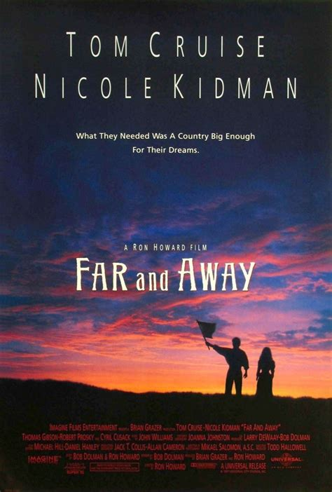 Far And Away Dvd Release Date