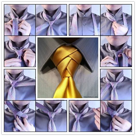 wonderful diy tie  unique necktie knot