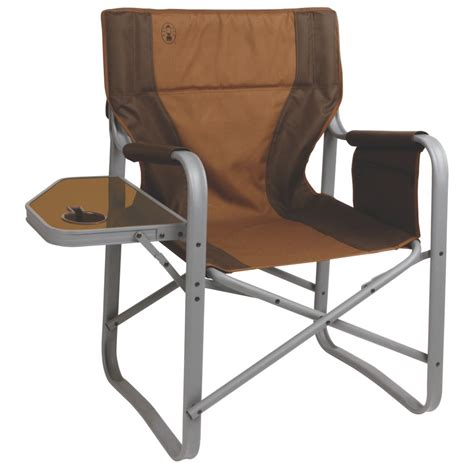 Folding Directors Chair With Side Table Canada by C Chair Folding Chair Coleman
