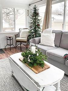 Cheap, Christmas, Decorations, In, The, Back, Porch