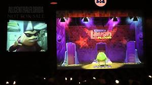monsters inc laugh floor youtube With monster inc laugh floor