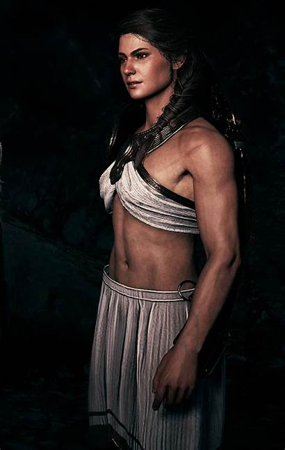 Kassandra Creed Odyssey Assassin Outfit Spartan Female