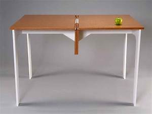 Expandable dining tables for small spaces home interior for Expandable dining table for small spaces