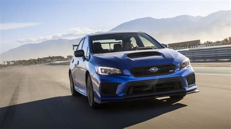 subaru wrx sti reported    horsepower autoblog