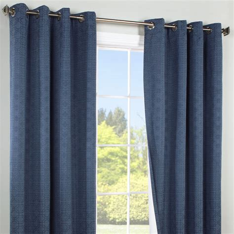 navy chevron curtains walmart eclipse dayton blackout