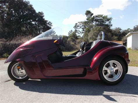 Thoroughbred Motorsports Stallion Trike Motorcycles For Sale