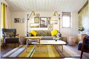 les sources de caudalie inaugurent 12 nouvelles suites sur With tapis jaune avec vente privee com canape