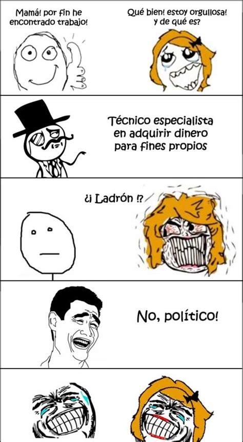 No Ok Meme - jajajajaja ladron politico jaja no ok v meme subido por uncappedbug812 memedroid