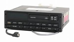 1992 Ford Taurus Mercury Sable Am Fm Radio Cs W Auxiliary