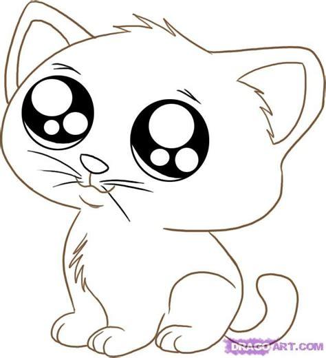 ideas  cat cartoon drawing  pinterest cat