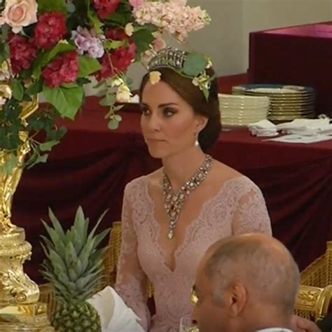 Queen Letizia Kate Middleton Dazzle Jewels
