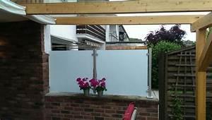 Brise Vue Pour Terrasse : brise vue verre pour terrasses et balcons maisondugarde ~ Dailycaller-alerts.com Idées de Décoration