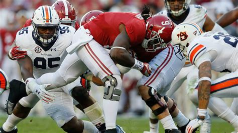 alabama football  auburn time tv schedule game