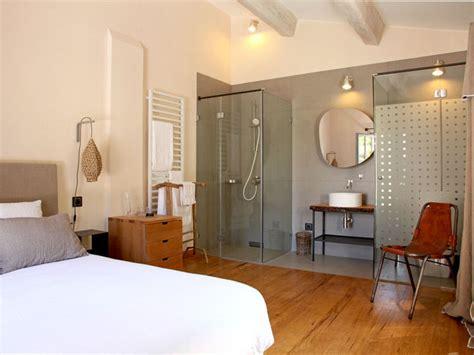 chambre italienne comment faire une salle de bains ouverte sur la chambre