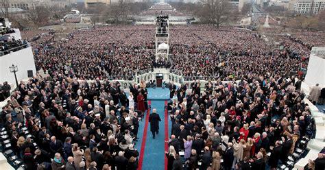 Donald Trump Inauguration Crowd Size Small Tiny