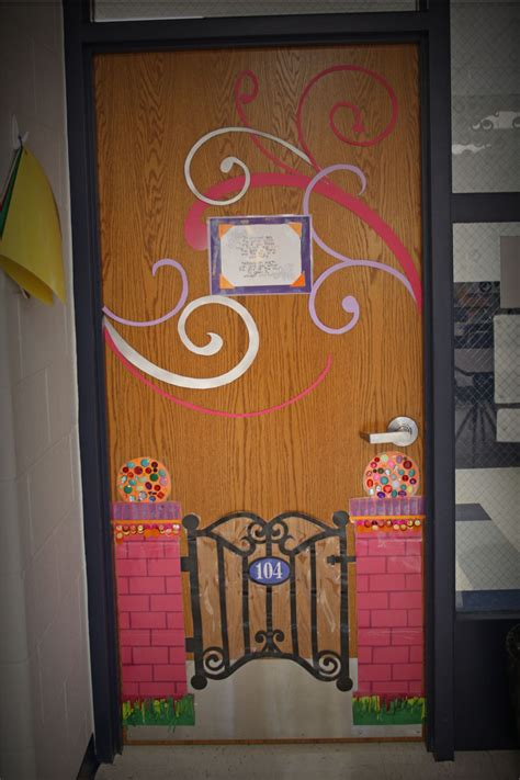Classroom Door Decorations Ideas by Lled Quot If I Locked My Students In My Classroom Quot