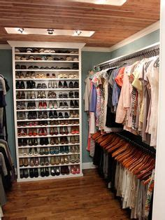 1000 ideas about shoe organizer closet on